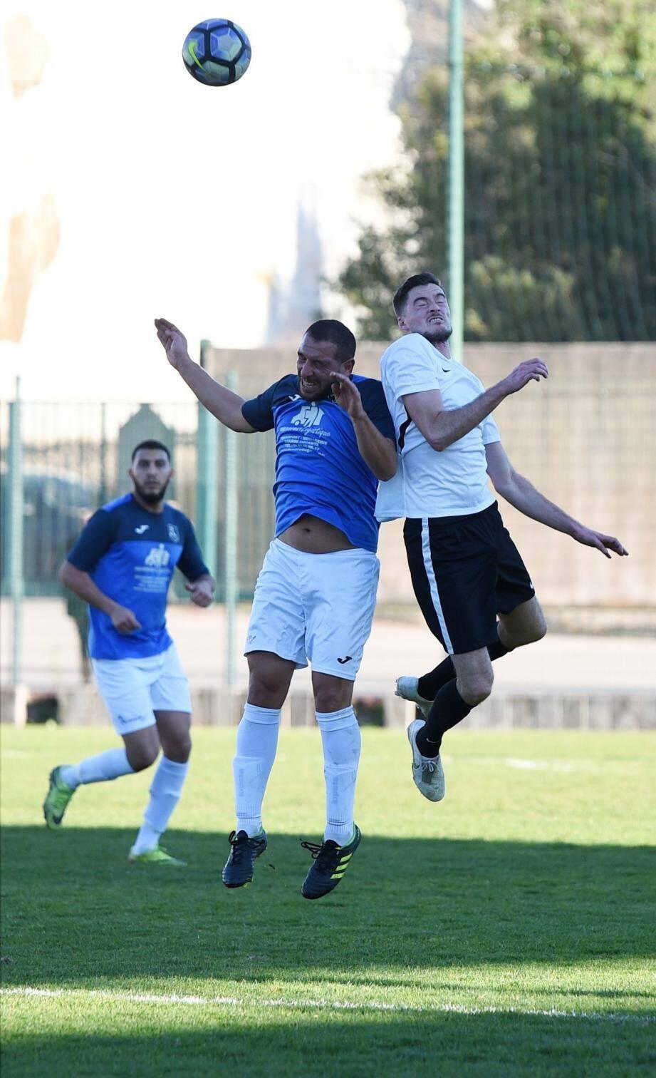 Les footballeurs dracénois ont déchanté dimanche en banlieue toulonnaise.