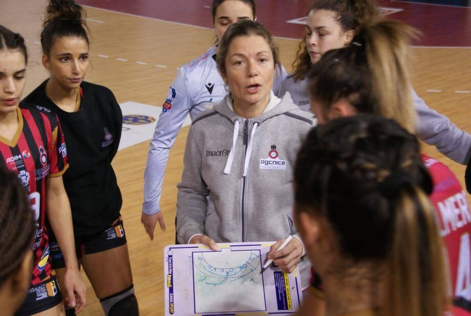Carine Bertrand, coach - enfin - ravie...