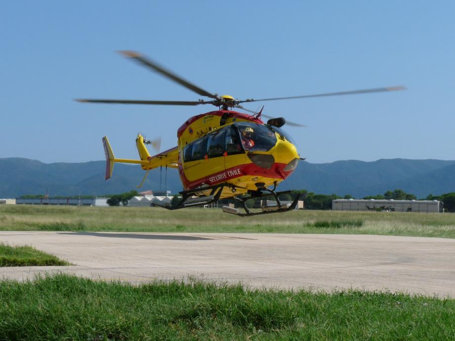 En 2019, la sécurité civile a payé un lourd tribut dans ses missions de sauvetage, avec le crash d'un tracker dans le Gard en été, et d'un Dragon dans les Bouches-du-Rhône le 2 décembre dernier.
