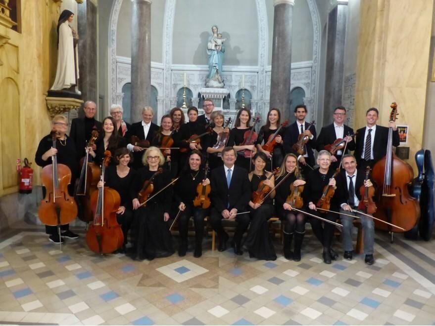 L'ensemble « ArcoMusica » mettra à l'honneur son chef Serge Stapffer avec la présence de musiciens des orchestres de Nice et de Cannes et du Philharmonique de Monaco.(DR)
