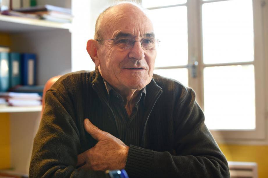 Gilbert Galliano a été élu maire pour la première fois en 1995.