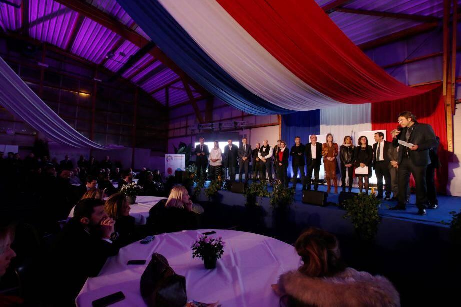 Les Acteurs Economiques De Saint Laurent Du Var Mis A L Honneur Nice Matin