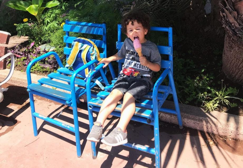 Jassir, 4 ans, un pitchoun qui a besoin de vous.