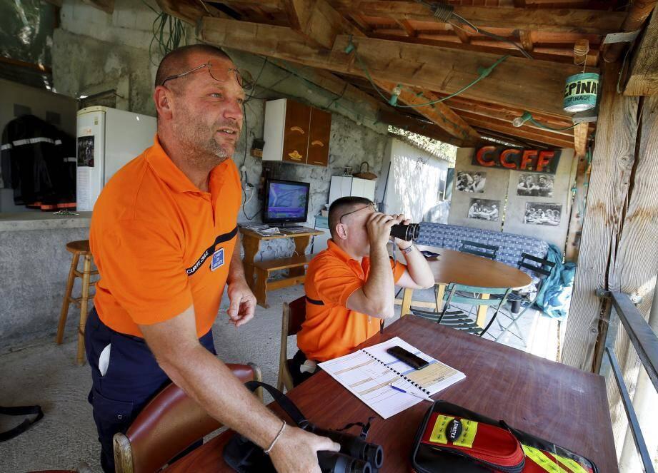 Tout le long de l'année, les bénévoles de la réserve communale de sécurité civile sont sollicités - intervenant en cas de feux de forêts, inondations, fortes chutes de neige...