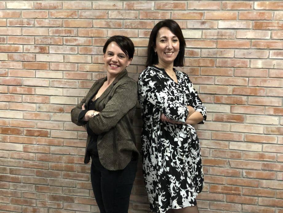 Comment résumer le réseau ? « Brainstormer, partager, recommander et se développer », répondent sans hésiter Julie Bodin et Carol Picon.