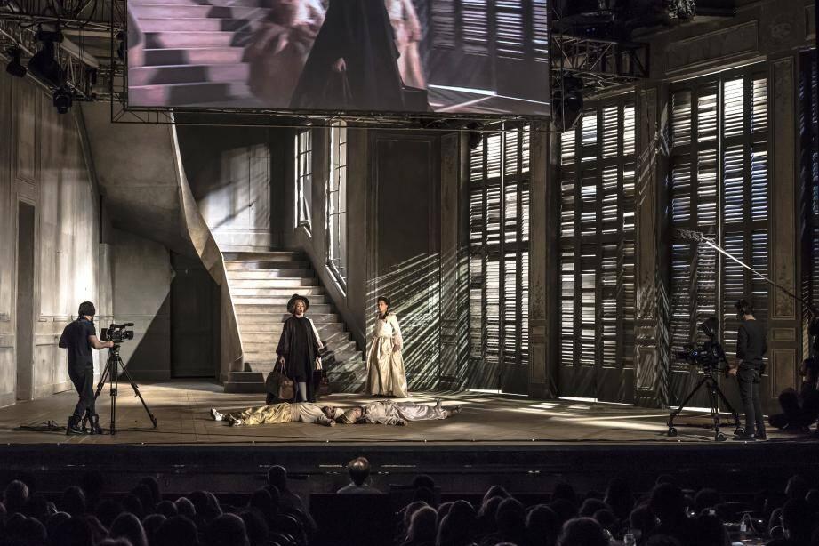 Le célèbre opéra est présenté dans une mise en scène très personnelle de Daniel Benoin.