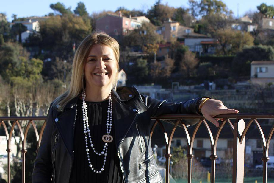 Pascale Guit-Nicol « enthousiaste » pour un deuxième mandat.(DR)