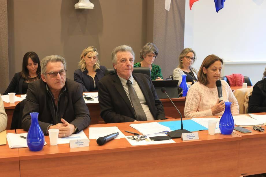 C'était l'un des derniers conseils municipaux du maire, Jean-Paul Dalmasso.