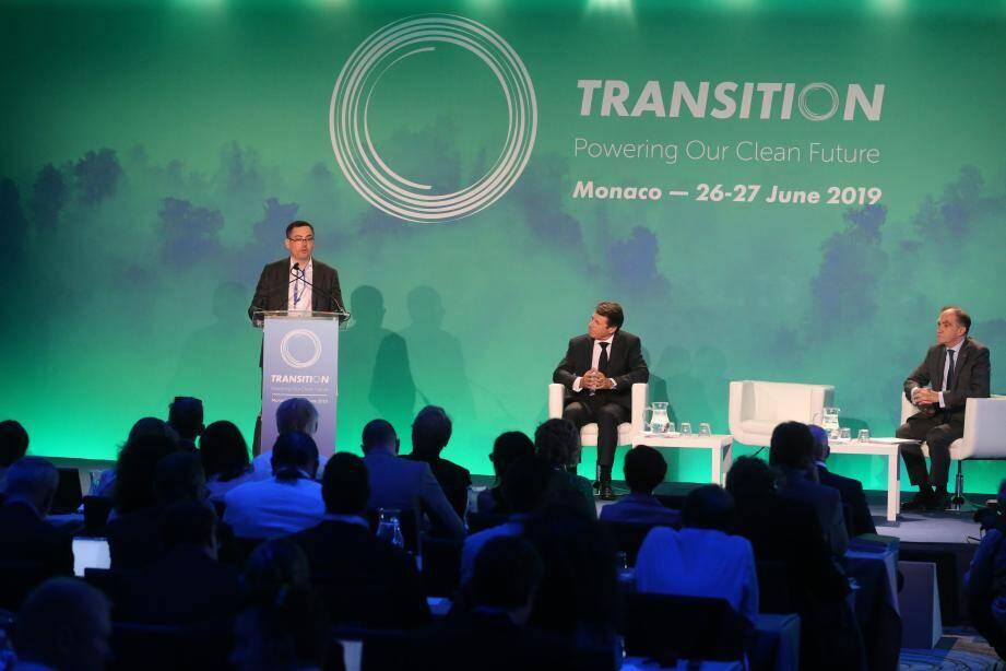 En 2019, Lionel Le Maux a été convaincu par les idées développées par Christian Estrosi dans son discours d'inauguration.
