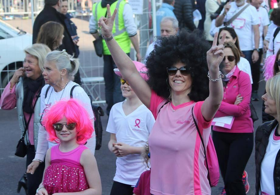 L'an dernier plus de 300 personnes ont pris part à cette marche populaire, qui se tiendra cette année le 16 février.