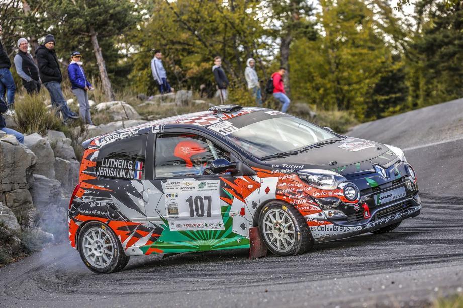 Jean-Marc Jerusalmi va explorer « une autre planète » à bord de cette Twingo R1 prise en main au Rallye du Haut Pays Niçois 2019.