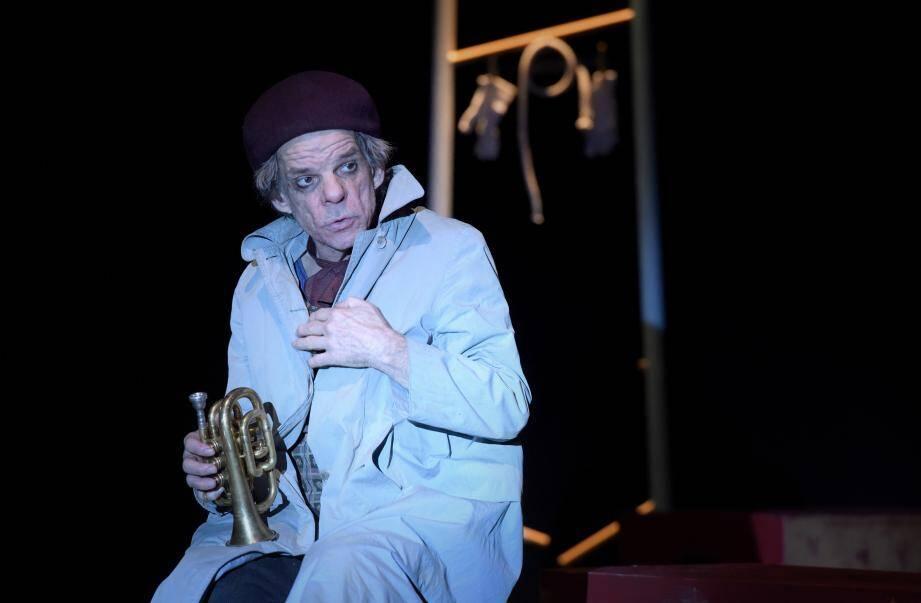 Le comédien sera sur les planches des Arts d'Azur, samedi soir à 20h30.