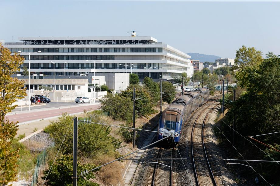 L'hôpital Sainte-Musse recevra plus de 600.000 euros de dotations exceptionnelles.