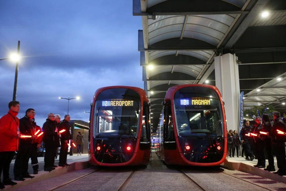 Pour la cinquième fois en deux mois, aucune rame de tramway ne sortira du dépôt demain.