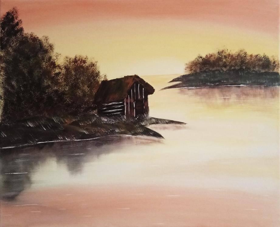 Un des tableaux de « Bella ».