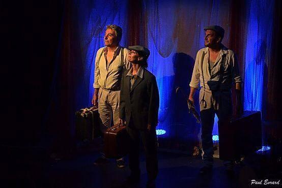 Le spectacle musica Tio, itinéraire d'une enfant de Brassens, est présenté de jeudi à dimanche au Théâtre des Muses.