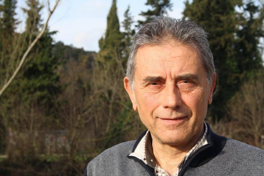 André Carosi est la tête de liste « avec vous, pour vous ».