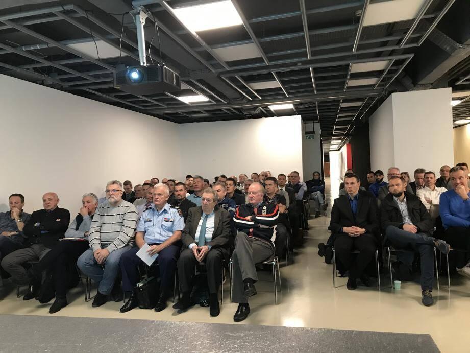 Samedi dernier, les chefs des commissaires de sécurité du public ont suivi un séminaire pour peaufiner le dispositif.