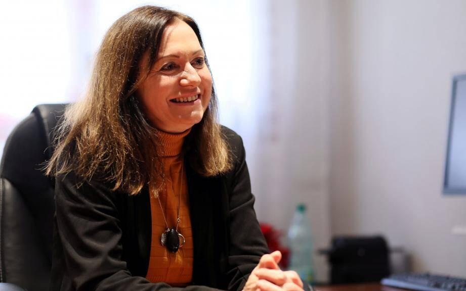 Blandine Monier, maire sortante, estime « qu'il est important qu'il y ait de la continuité pour une gestion structurante de la commune ».