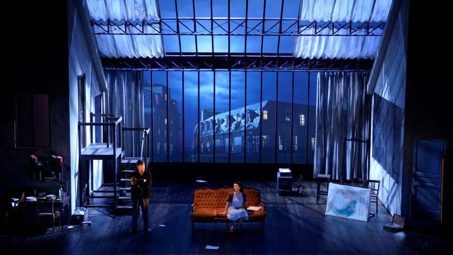 Le chef d'œuvre de Puccini est présenté dans une magnifique mise en scène de Jean-Louis Grinda.