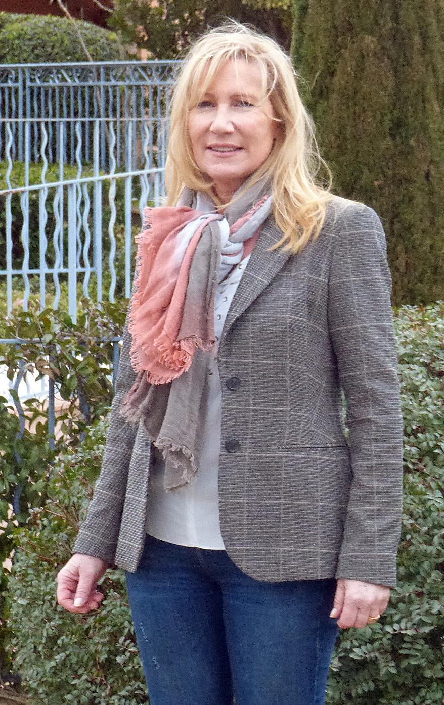 Corinne Rochette, brigue le mandat de maire à la Môle, dans la continuité de la majorité sortante.