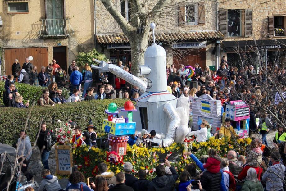 Enfants et adultes se sont une nouvelle fois amusés tout le week-end pour la Saint-Blaise.