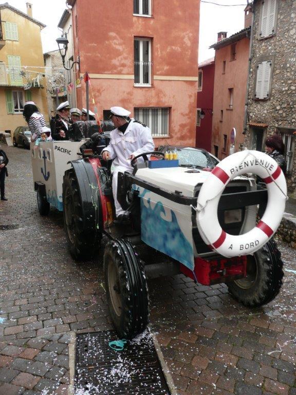 La traditionnelle fête patronale de la Saint-Blaise démarre aujourd'hui. Jusqu'à dimanche, Gattières accueille ce rendez-vous traditionnel. Le carnaval dans les ruelles, ici en 2019, est prévu ce samedi.
