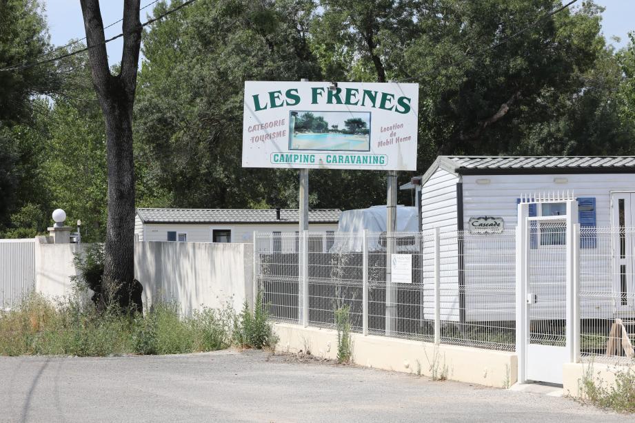 Les campings du Mistral, à Biot, des Frènes et du Pylône, à Antibes, réclament de fortes indemnisations.