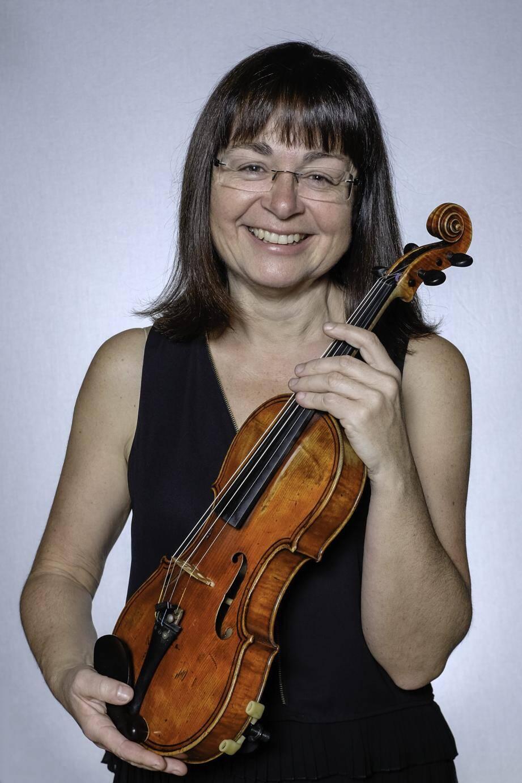 La violoniste Vera Novakova. DR