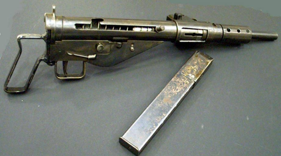 C'est ce type d'arme qui a été utilisé au 153, route de Turin.