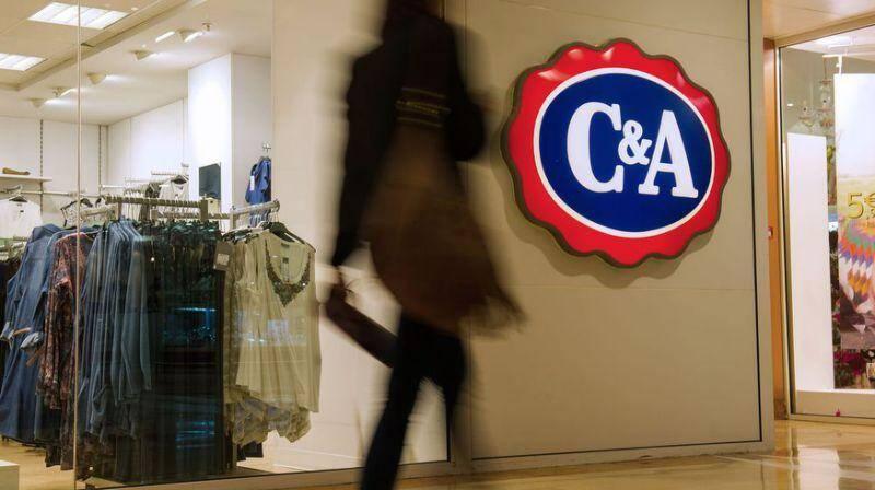 Nouvelle vague de fermetures chez C&A.