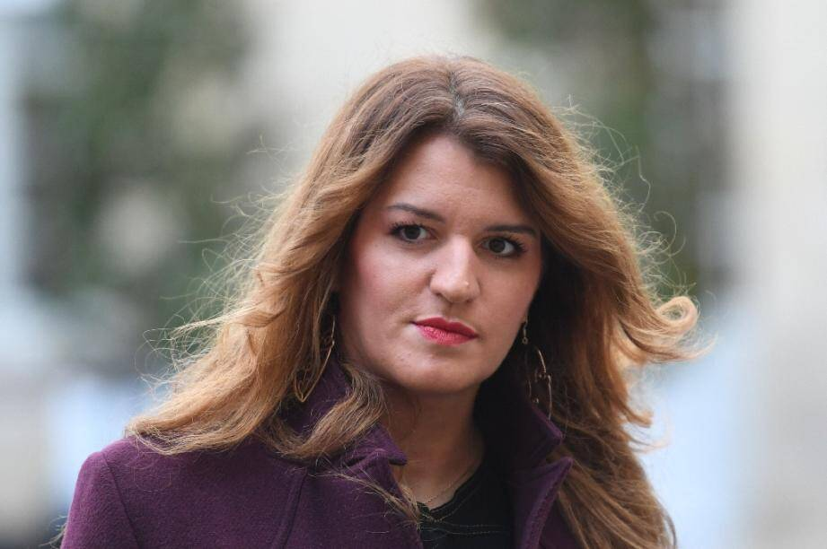 Marlène Schiappa à Matignon le 25 novembre 2019.