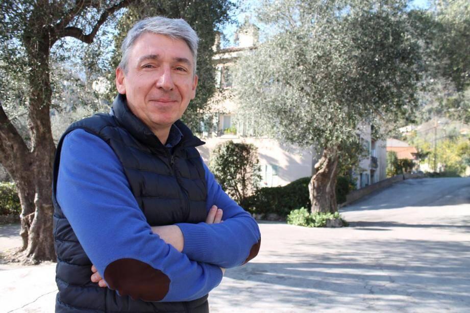 Albert Filippi, sera candidat aux municipales de 2020.