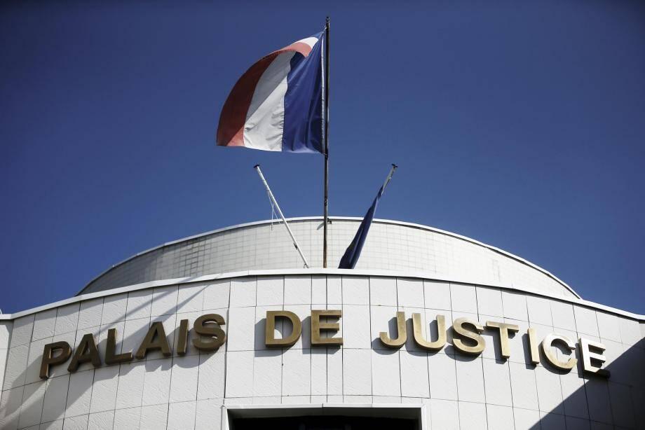 Le palais de justice de Draguignan.