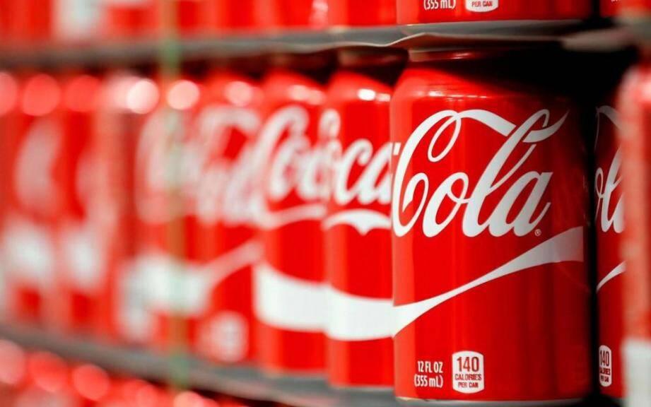 Du Coca-Cola.