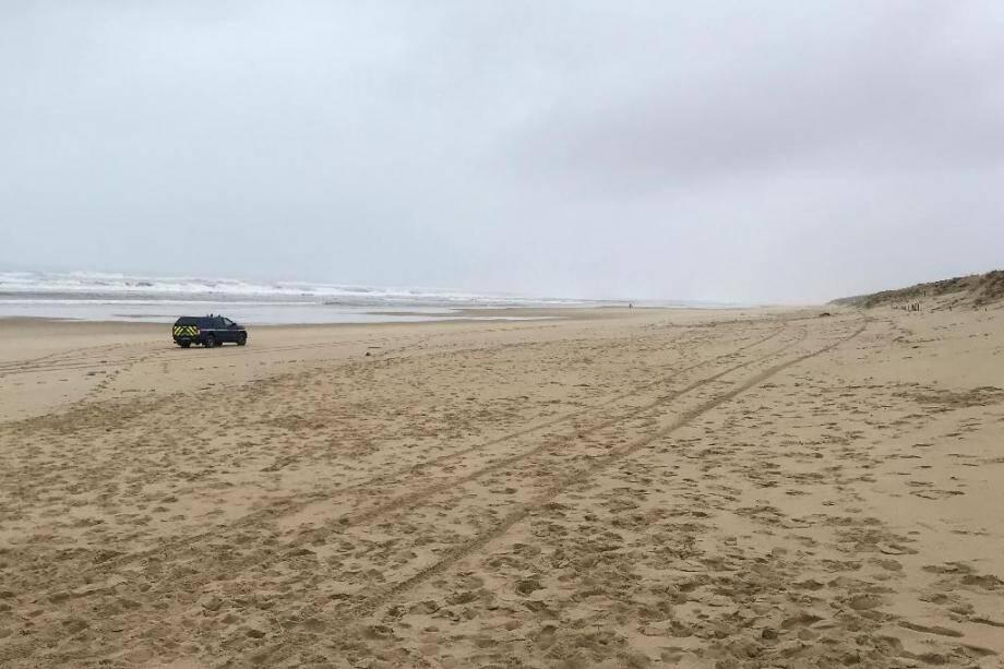La découverte a eu lieu sur la plage du Grand-Crohot dans la commune de Lège-Cap-Ferret