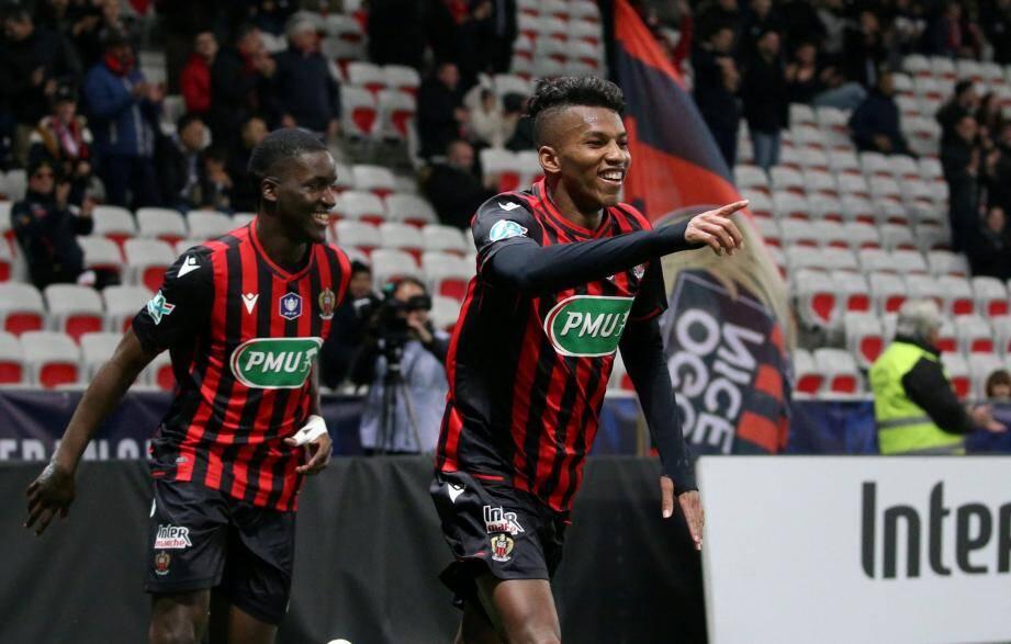Durmisi avait signé des débuts cohérents contre Fréjus (2-0).