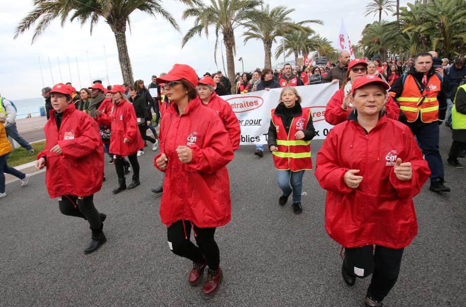 Les manifestants ont donné rendez-vous mercredi prochain pour une nouvelle manifestation.