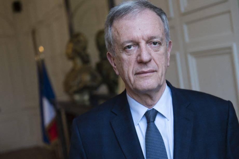 Frédéric Veaux a été nommé en conseil des ministres, mercredi, à un poste aussi prestigieux qu'exigeant: directeur général de la police nationale.