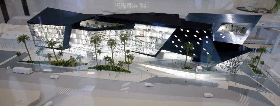 Dans le bâtiment dessiné par Daniel Libeskind, Uniqlo aura-t-il sa place?
