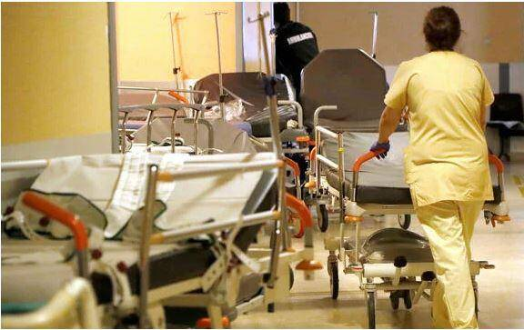 « Il existe un vrai malaise à l'hôpital public », résume le Pr Philippe Paquis, chef du pôle des neurosciences cliniques au CHU de Nice.