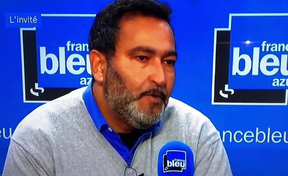 Mickaël Chemloul était ce mardi 7 janvier l'invité de nos confrères de France Bleu.
