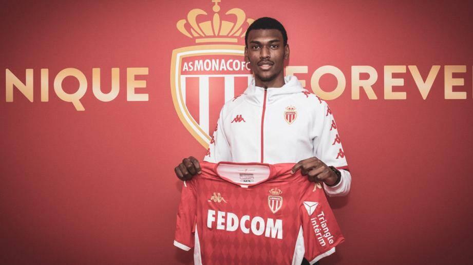 Jean Harrisson Marcelin est un joueur de l'AS Monaco.