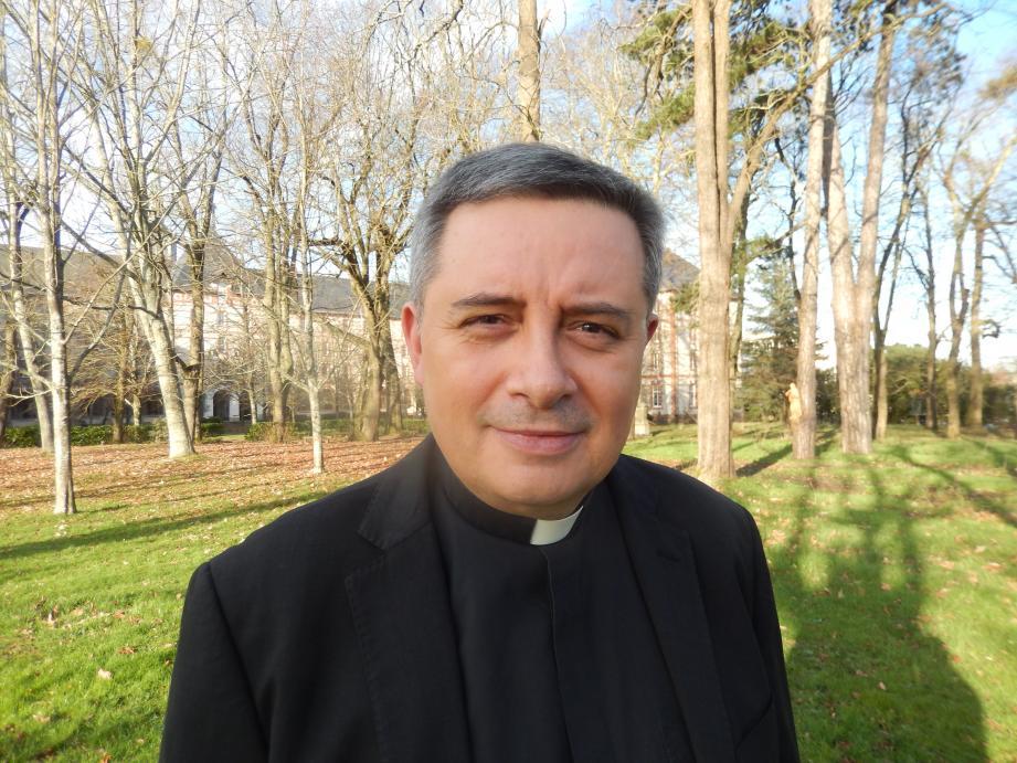 Mgr Dominique-Marie David est le nouvel archevêque de Monaco.