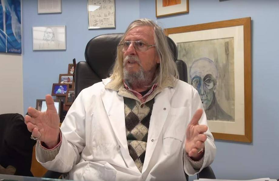 """Le Pr Didier Raoult trouve """"délirant"""" l'intérêt porté au virus chinois alors que des virus européens tuent davantage chaque année dans l'indifférence totale."""