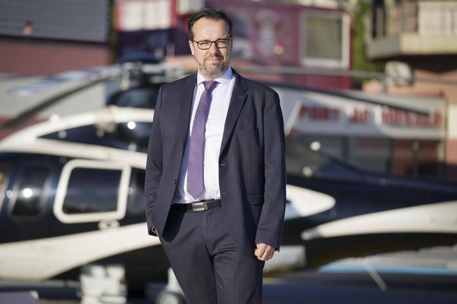 Selon Jérôme Journet, Monaco est sollicité par des sociétés aéronautiques qui ont des projets innovants arrivant