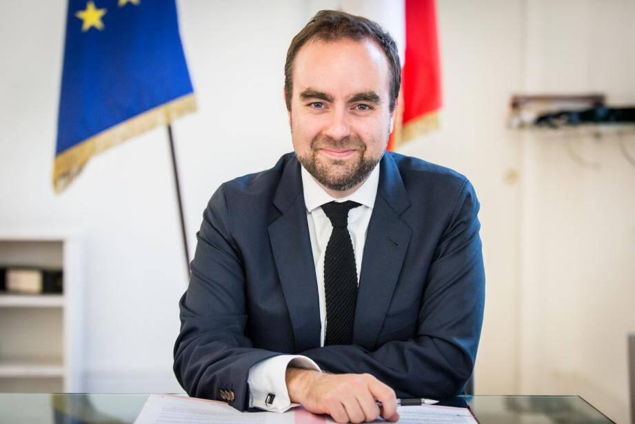 Sébastien Lecornu, ministre chargé des Collectivités territoriales.