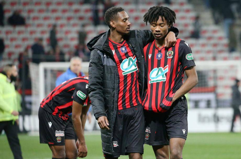 L'OGC Nice s'est incliné face à Lyon.