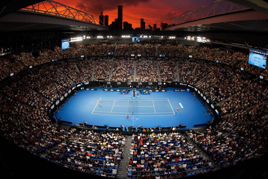 Les organisateurs de l'Open d'Australie ne devraient pas reporter la compétition.