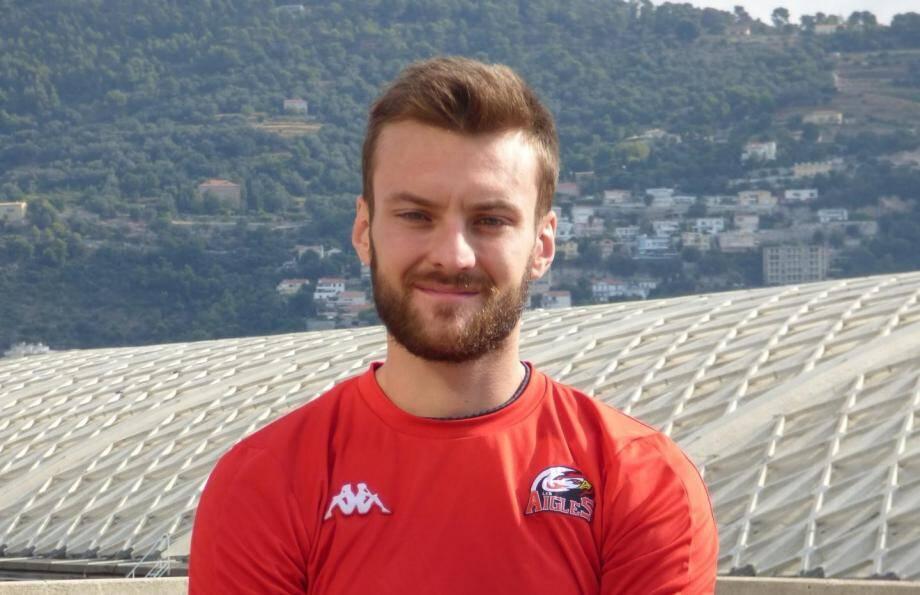 Quentin Scolari quitte Nice pour rejoindre Briançon.